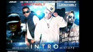 Ian ''The Kid Capo'' Ft Kendo Kaponi, Jomar & Delirious - Yo Espere (24/8/2010)