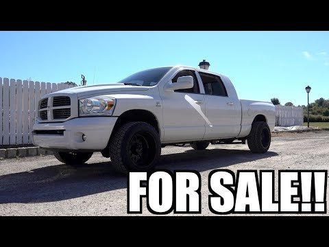 850+ HP 5.9 CUMMINS MEGACAB FOR SALE!!!! WHAT THE $#*%....