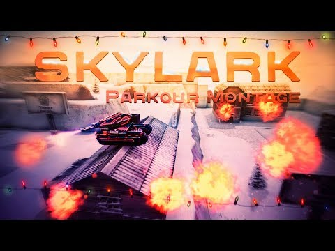 Parkour Montage #2 - Skylark | GTT