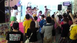 5月12日 アイドルサミット2012 in 洞爺サンパレス 第1部 フルーティーの...