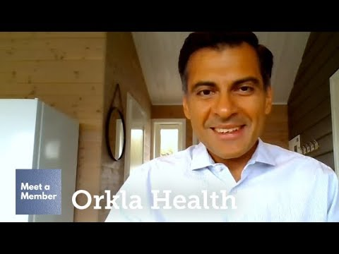 Meet Orkla Health