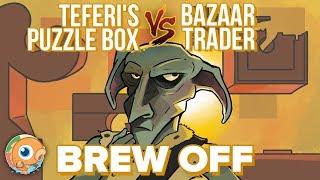 Brew Off: Teferi