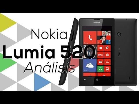 [Análisis] Nokia Lumia 520 (en español) - Argentina
