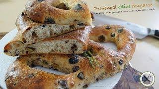 Taste of Provence – Olive Fougasse – Bruno Albouze – THE REAL DEAL
