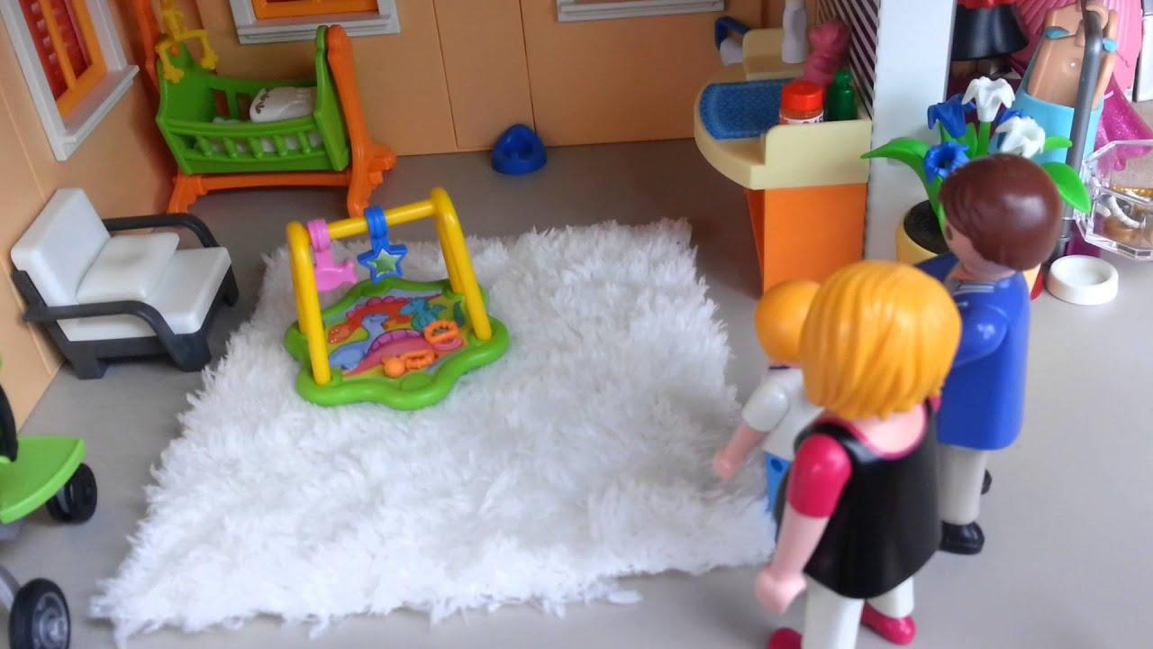 playmobil film deutsch der name für das baby  youtube