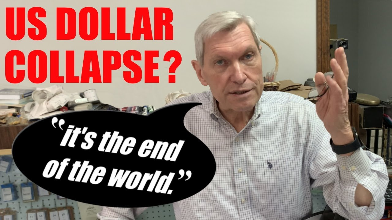 US Dollar Collapse - Heed My Silver Dealer's Warning!