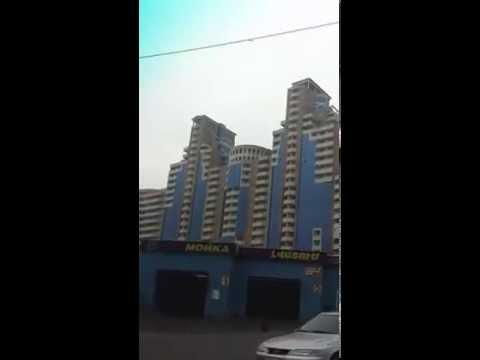 Новостройка ждет своих жителей (Ереван)