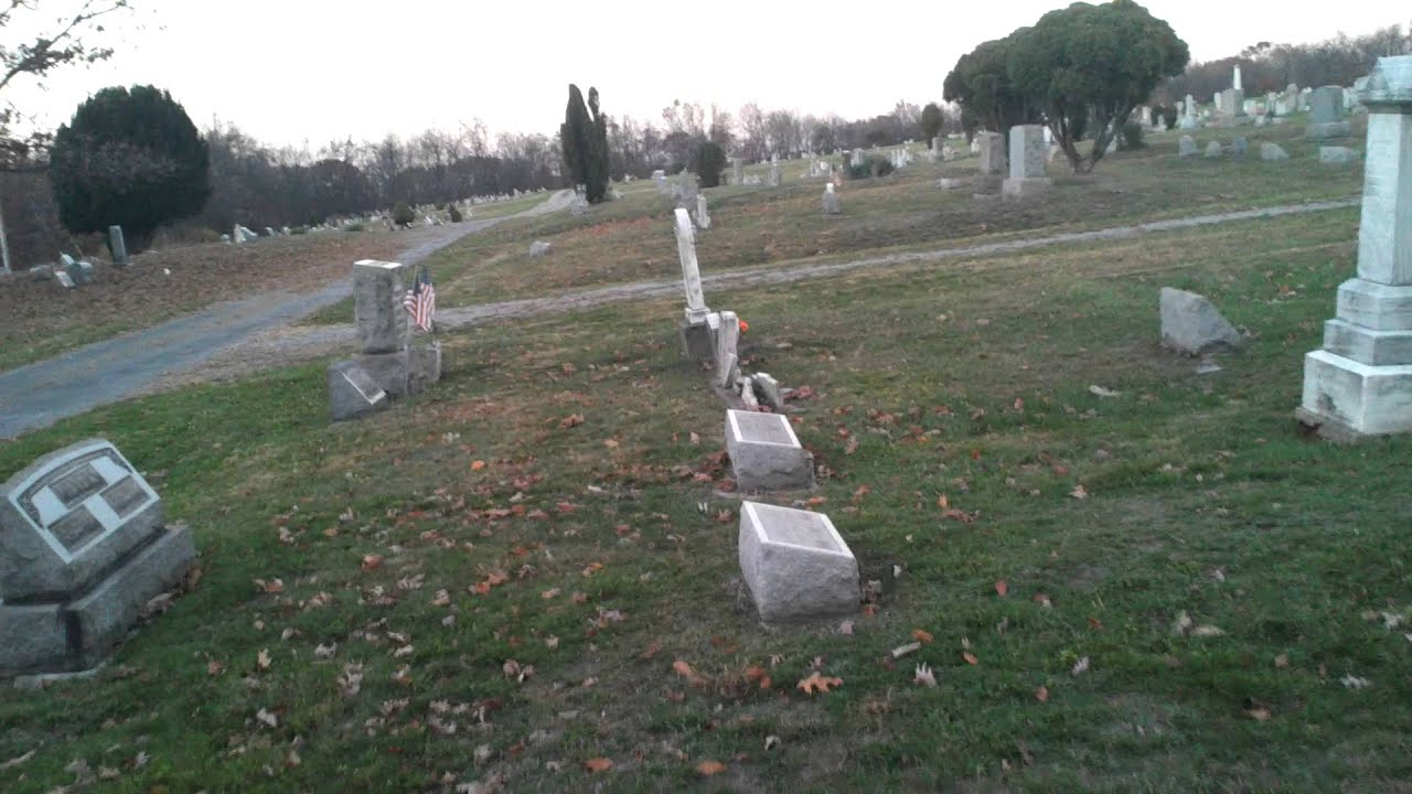 evans city cemetery at dusk october 25th 2012 youtube