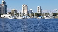 SAINT PETERSBURG FLORIDA * DOWNTOWN CITY TOUR