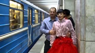 Свадебное видео, смотреть до конца, прекрасное видео 2015 , Ирина Дубцова