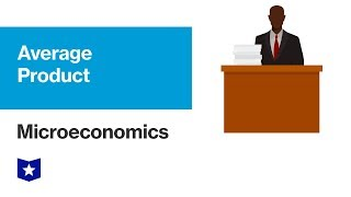 Average Product | Microeconomics