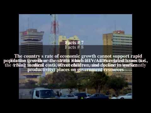 Economy of Zambia Top # 12 Facts