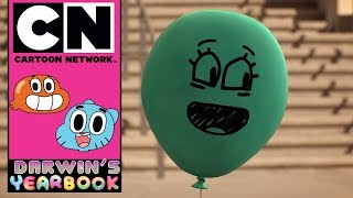 The Amazing World of Gumball: Darwin's Yearbook | It's Better To Be Kind | Cartoon Network UK