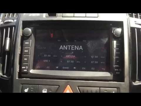 Multimedia radio for Kia Ceed Android model