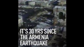 How deadly earthquake devastated Soviet Armenia three decades ago
