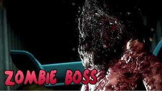 Dead Rising 3 - Zombie Boss Fight (XBOX ONE) Let