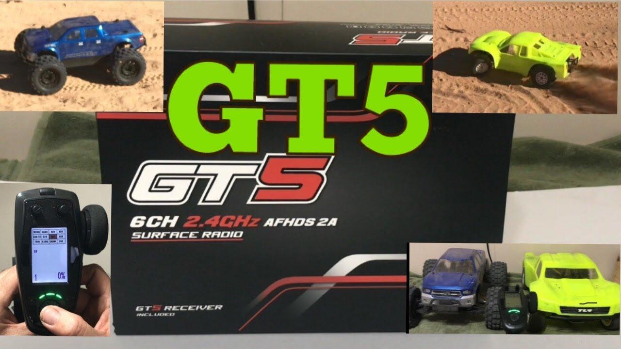 Flysky FS-GT5 - R/C Tech Forums