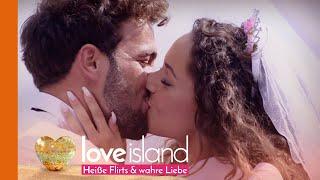 Die Love-Story zwischen Yasin und Samira geht weiter! | Love Island - Staffel 3