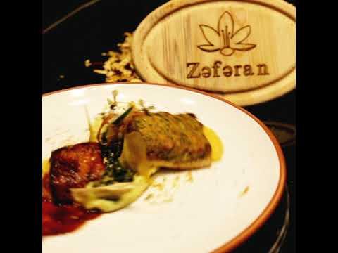 Zeferan' da Yaşayan Mutfak || Somon ve Levreğin Lezzetli Dansı