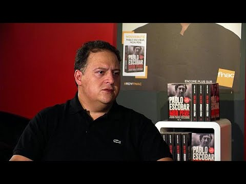 'The worst violence imaginable': 'Cocaine king' Pablo Escobar's son opens up about… - interview