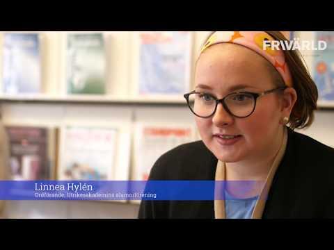 Inför Utrikesakademin 2020 – Varför sökte du till Utrikesakademin?
