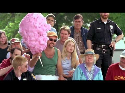 Move that gigantic cotton candy.