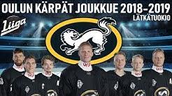 OULUN KÄRPÄT JOUKKUE 2018-2019