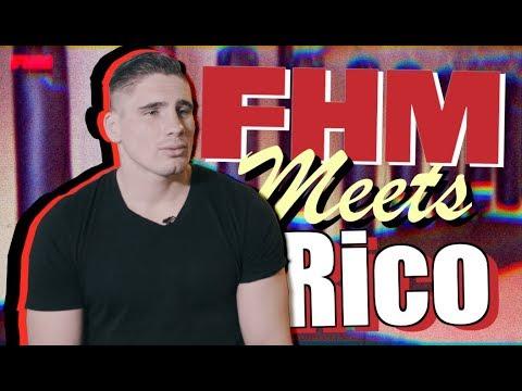 FHM meets Rico Verhoeven