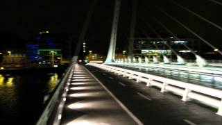 Canon Powershot SX240 HS Night Low Light Sample Video 1080P