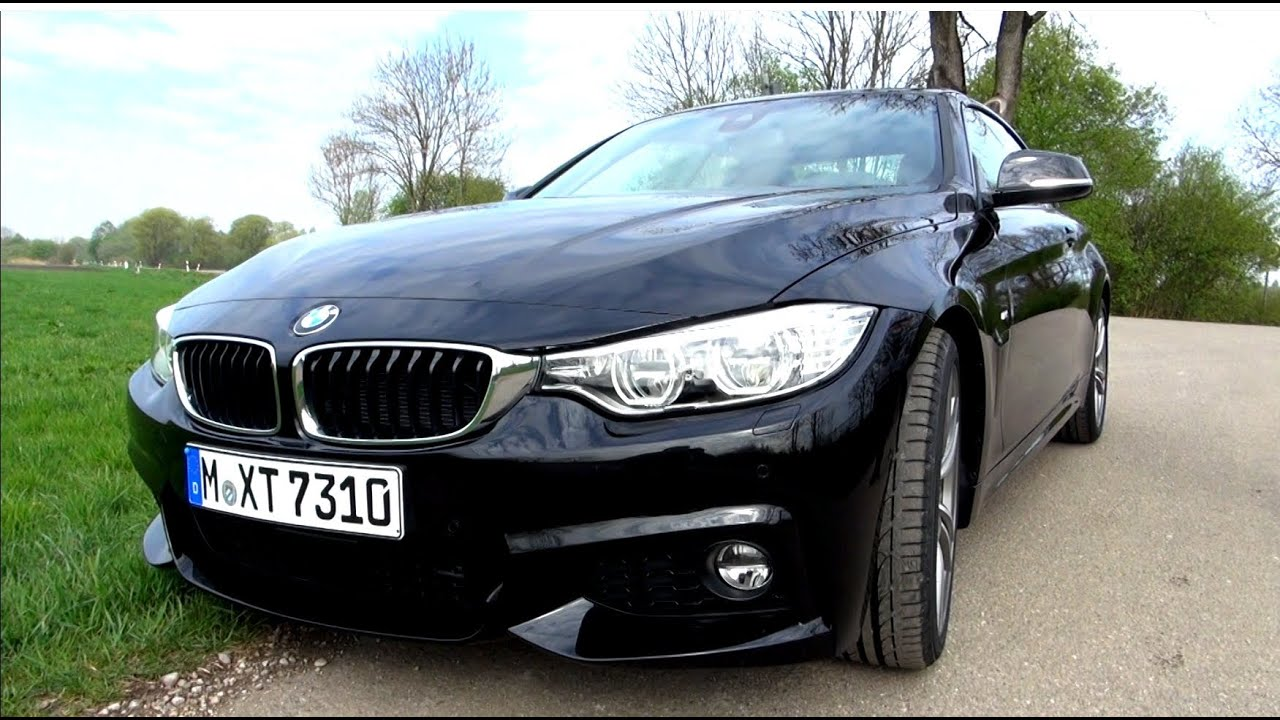 2014 bmw 435i m sport 306 hp test drive youtube. Black Bedroom Furniture Sets. Home Design Ideas