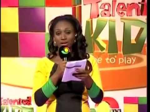 Talented Kidz - First Performance - 8/3/2014
