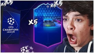 HO TROVATO 5 TOTGS! FIFA 20 PACK OPENING