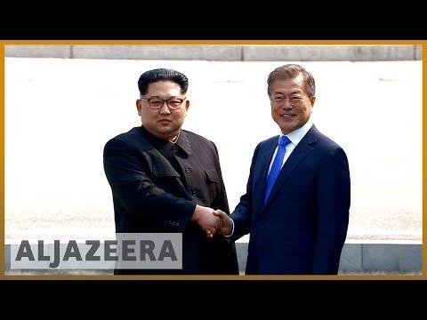 🇰🇵 🇰🇷 North and South Korean leaders hold landmark talks | Al Jazeera English