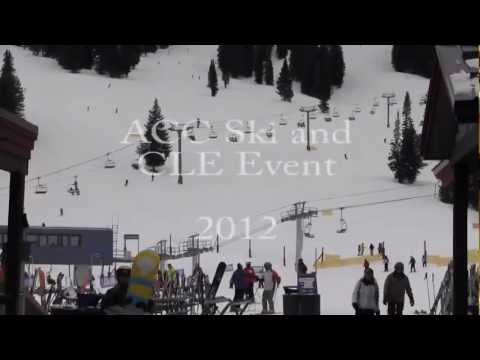 ACC Colorado Ski & CLE 2012 - Falcon Sponsored