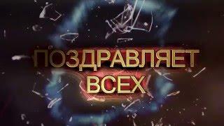 Казанский кремль. Лазерное шоу на стенах Казанского Кремля