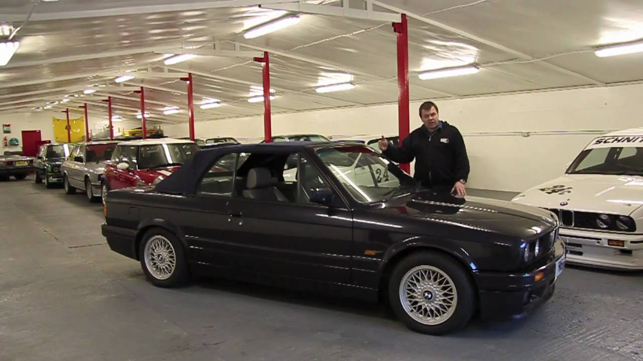 bmw e30 325 motorsport convertible youtube. Black Bedroom Furniture Sets. Home Design Ideas
