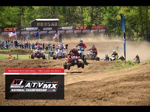 Ironman Raceway - ATV Motocross National Series - Episode 4 - 2017