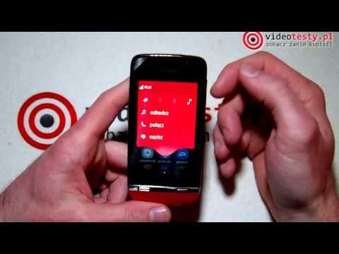 Nokia Asha 311 - videotesty.pl [RECENZJA]
