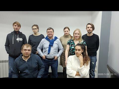 """Знакомство с командой """"Свае"""""""