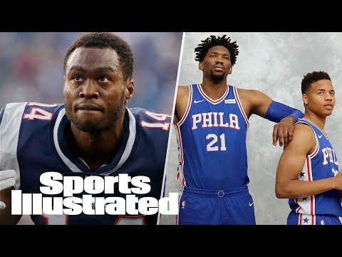 Brandin Cooks On Brady Vs Brees, Behind The Philadelphia 76ers' Rise | SI NOW | Sports Illustrated