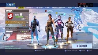 Fortnite Clan Tryouts//Sub 4 Sub//Open Lobby