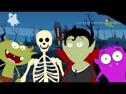 Halloween Songs | Happy Halloween Song | Halloween