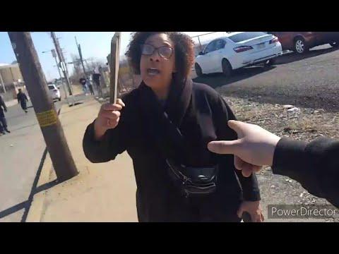 INSANE VIOLENT PUBLIC EMPLOYEES - Philadelphia Gang Works - Philadelphia, PA First Amendment Audit