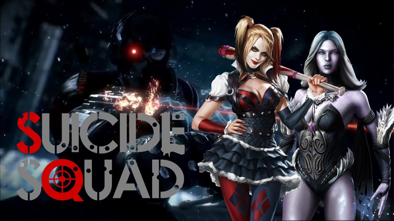 Suicide Squad Game
