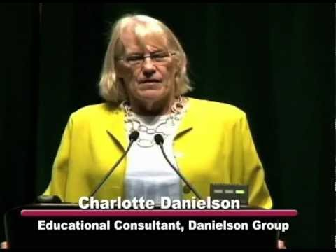 Charlotte Danielson - Assessing Teacher Effectiveness - YouTube