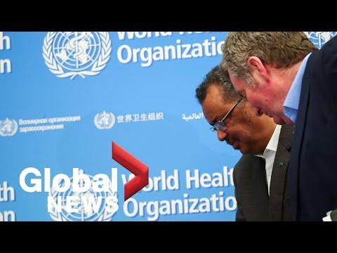 Coronavirus outbreak: World Health Organization provides update as death toll surpasses 900