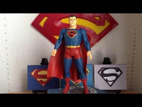 DC Direct New Frontier Series 1 Superman Review