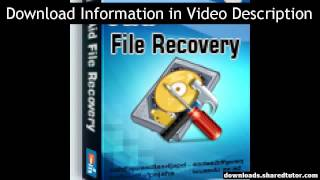 Aidfile Recovery Software 3.5.4.3 Free download