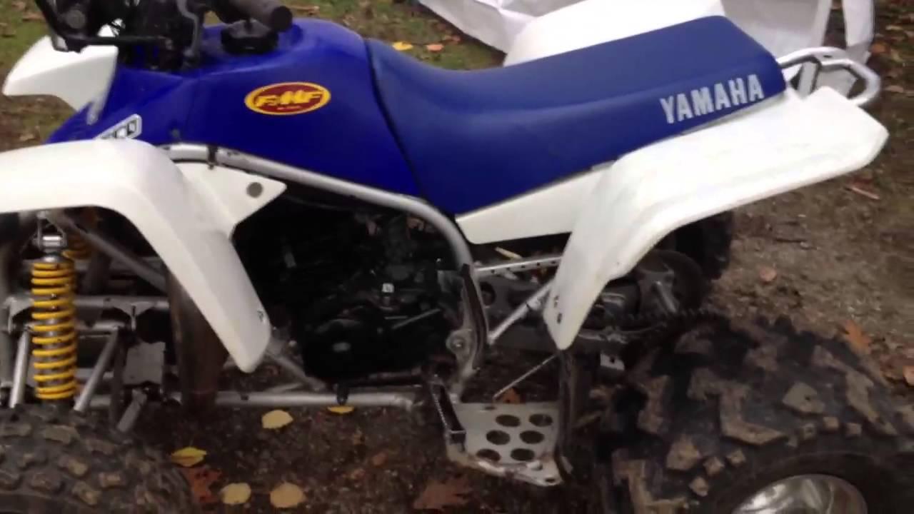 Yamaha Blaster  Stroke