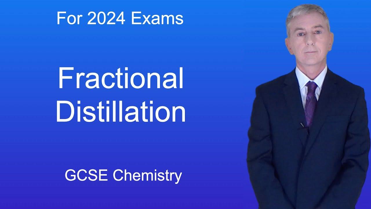 Gcse Science Chemistry 9 1 Fractional Distillation Youtube 80 Series Spotlight Wiring Diagram